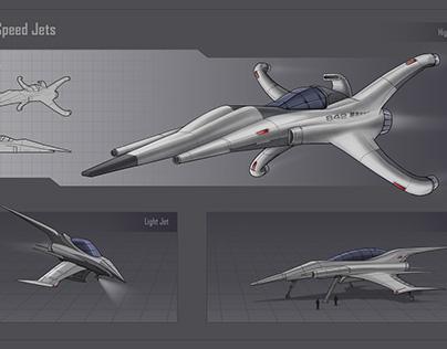 High Speed Jets