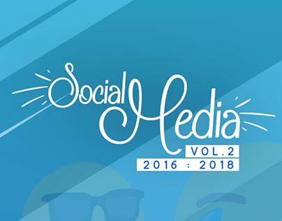 Social Media Designs - VOL.2