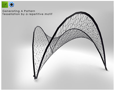 Generating Pattern from a repetitive motif Rhino & Gh