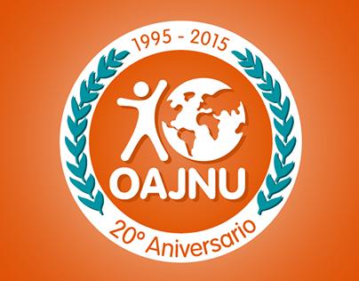 20 aniversario de OAJNU