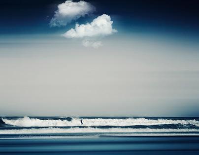 Minimal Seascapes - less III