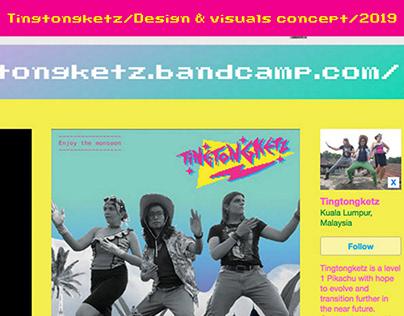 Oct2018/Tingtongketz/bandcamp/album design