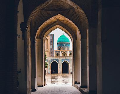 Uzbekistan photography