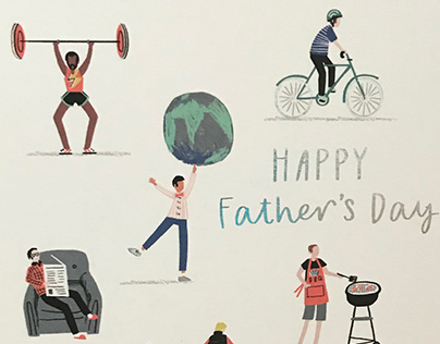 Father's Day designs - UK Greetings