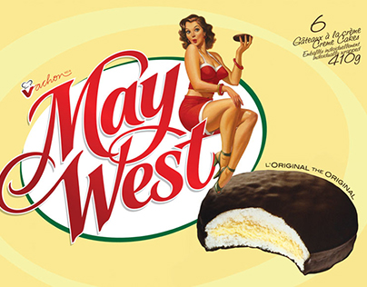 May West, un habillage sexy!