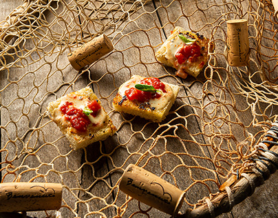 Ćakula uz vino, restaurant Rivica and Benvenuti wines