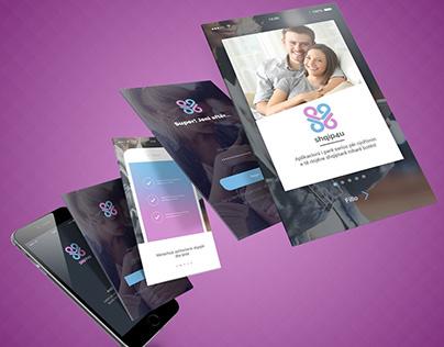 Dating App + Branding