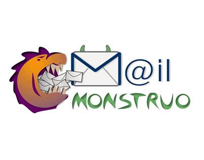 Mail monstruo logo