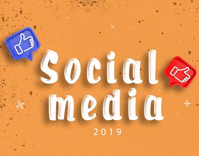 Social media 2 - 2019
