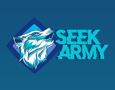 Seek Army | Logotipo
