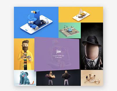 Anchor | Freelancer & Creative Agency Portfolio