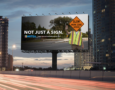 Look Out Slow Down Campaign