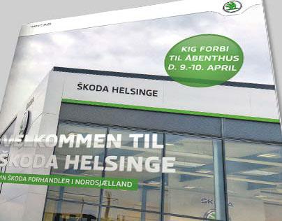Skoda Helsinge – Avis