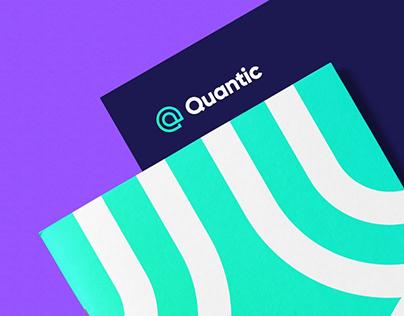 Quantic - Visual Identity