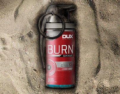 Dux Nutrition - Direção de Arte