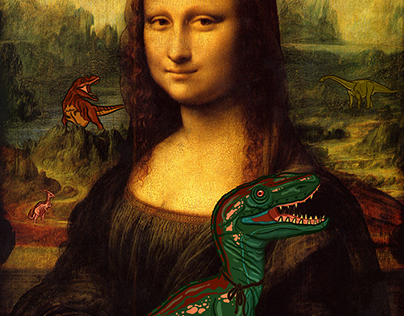 The Louvre by ewamos.com