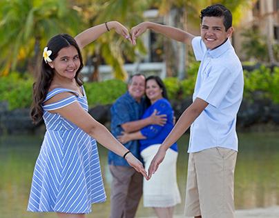 Oahu Family Photography