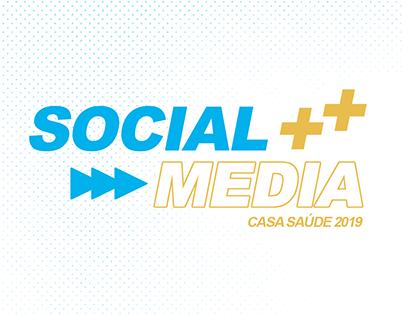 Social Media - Casa Saúde