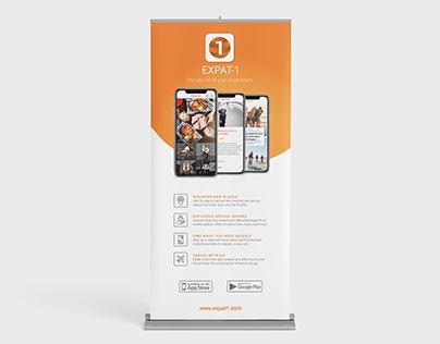 EXPAT-1 app