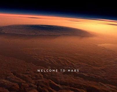 Space X Website