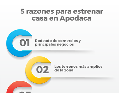 5 razones para estrenar casa en Apodaca