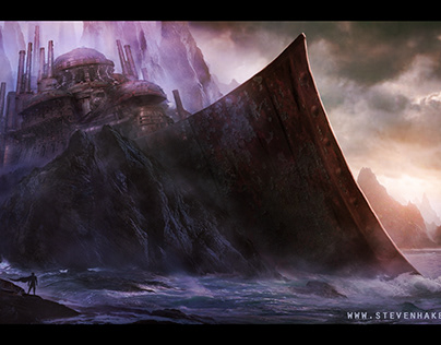 Industrial Ship Castle