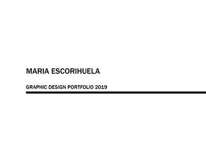 Graphic Design Portfolio 2019