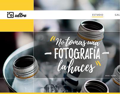 ULTRA Photo Studio [Website]