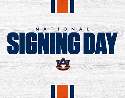 2020 Auburn Football National Signing Day