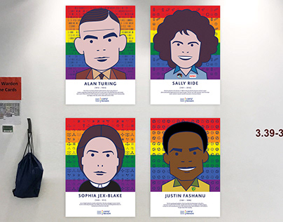 LGBT+ posters and more