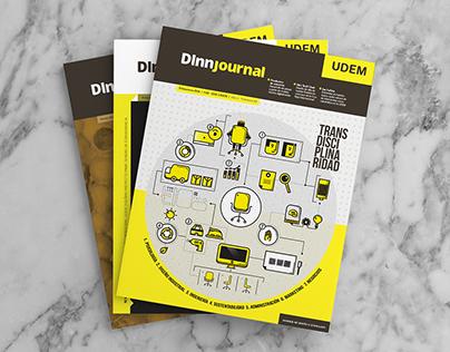 Dinnjournal I Dossier de Diseño e Innovación