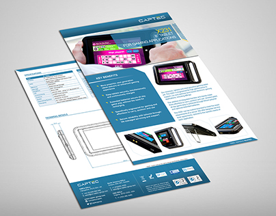 Design & Layout - Captec Ltd.