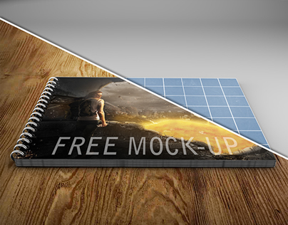 FREE Spiral Mock-Up