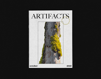 Artifacts - a zine about earth