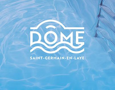 Le Dôme de Saint_Germain-en-Laye Branding