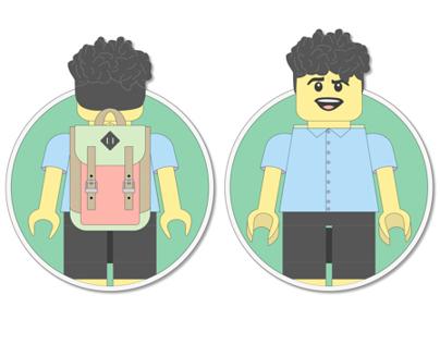 Curriculum vitae / Resume LEGO