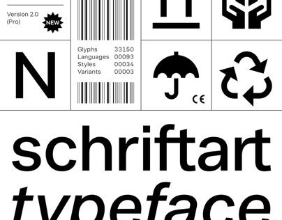Noname™ (Pro) – Typeface (2018/2019)