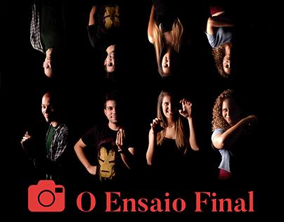 O Ensaio final - Exposição Fotográfica
