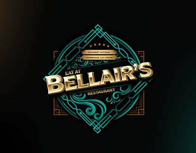 Bellair's Restaurant Logo