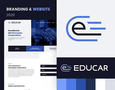 Educar | Branding & Website