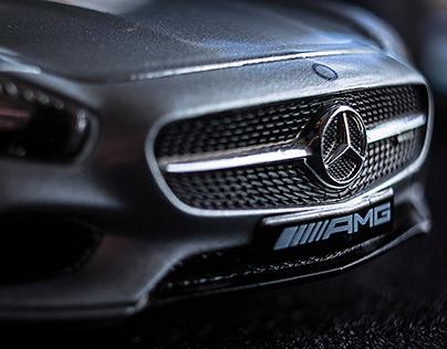 Diecast Vol.3 - Mercedes AMG GT