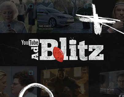 YouTube Super Bowl AdBlitz