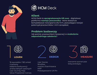 HCM Deck - baza trenerów