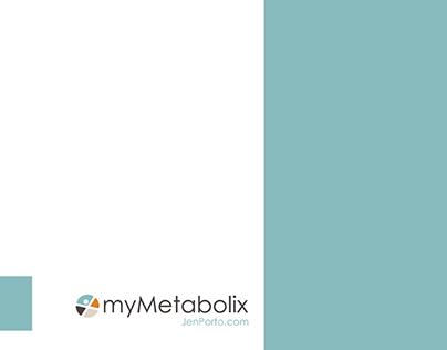 myMetabolix - Brand Identity & Materials
