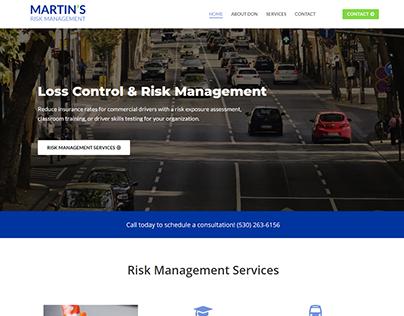 Martin's Risk Management