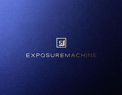Exposuremachine Branding and Website
