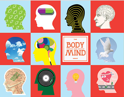 Barcode Magazine - The Body & Mind issue