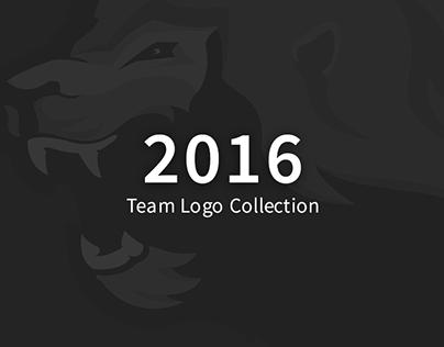 2016 Team Logo Collection