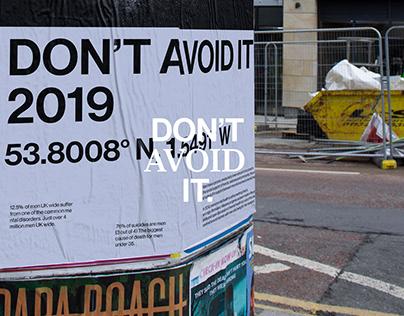 Don't Avoid It