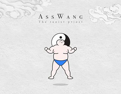 AssWang-The Taoist Priest